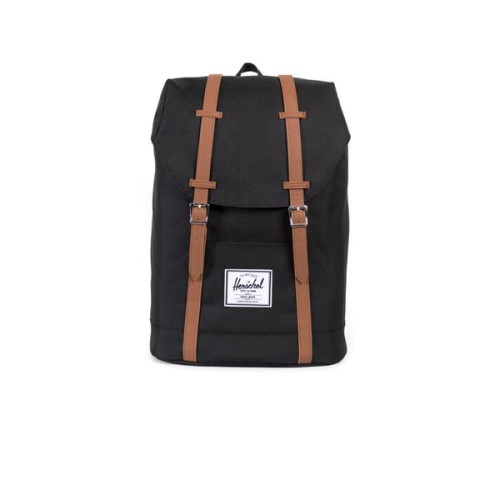 Herschel rugtas Schooltassen Retreat Black.10066.00001.OS - Bremmer Waddinxveen